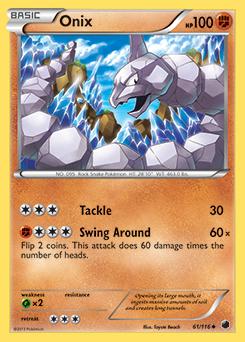 Onix | EX Sandstorm | TCG Card Database | Pokemon.com