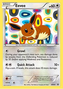 Eevee Xy Furious Fists Tcg Card Database Pokemon Com