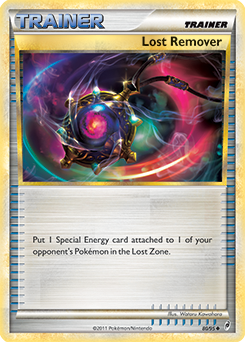 Lost Remover Call Of Legends Tcg Card Database