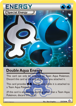 Double Aqua Energy
