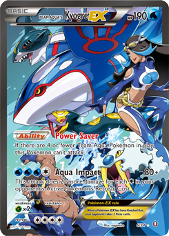 Team Aqua's Kyogre-