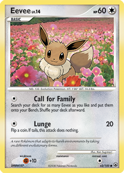 Eevee Diamond Amp Pearl Majestic Dawn Tcg Card Database