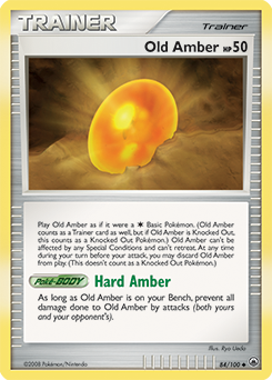 Old Amber