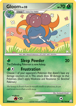 Gloom | Pokédex