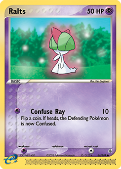 how to get ralts in pokemon diamond