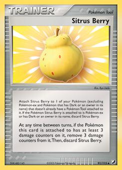 Sitrus Berry