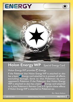 Holon Energy WP