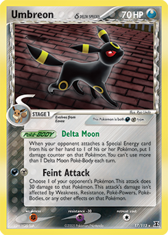Umbreon δ