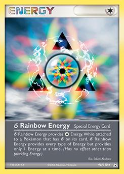 δ Rainbow Energy