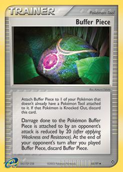 Buffer Piece