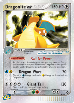 Dragonite ex