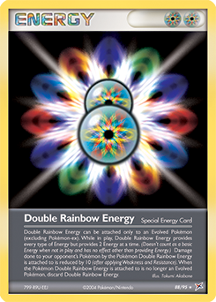 Double Rainbow Energy