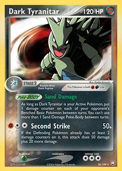 Dark Tyranitar