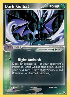 Dark Golbat