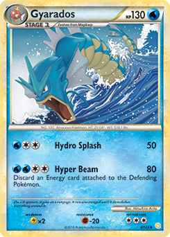how to build a mega gyarados ex deck