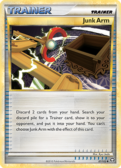 Glossary Of Legal Terms >> Junk Arm | HS—Triumphant | TCG Card Database | Pokemon.com