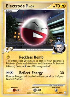 electrode pokemon card - photo #9