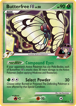 Butterfree [FB]