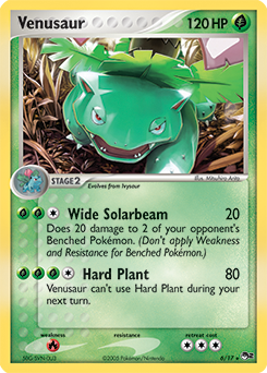 Venusaur Ex Xy Tcg Card Database Pokemon Com