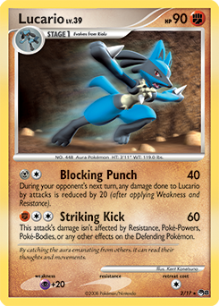 M Lucario-EX | XY—Furious Fists | TCG Card Database ...