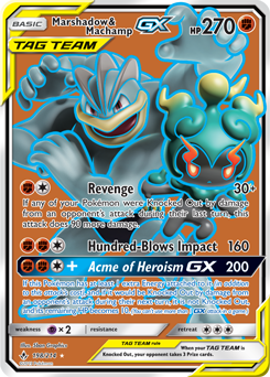 Marshadow & Machamp-GX