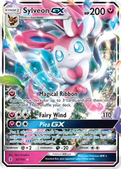 Pokemon Eevee Sylveon Card Sylveon | XY—...