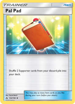 Image result for pal pad pokemon card