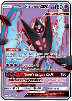 Dawn Wings Necrozma-