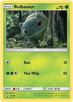 Pokemon the first movie cards