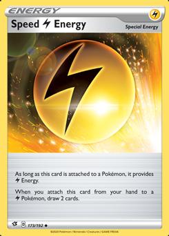 Speed Lightning Energy