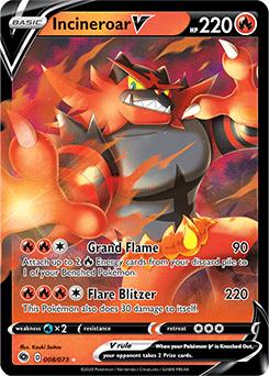 Incineroar V