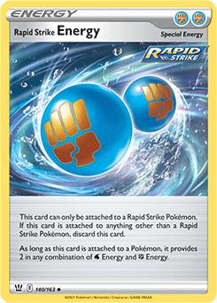 Rapid Strike Energy