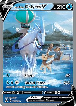 Ice Rider Calyrex V