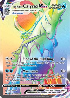 Ice Rider Calyrex VMAX