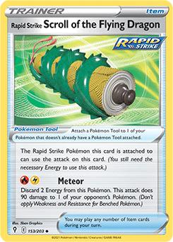 Rapid Strike Scroll of the Flying Dragon