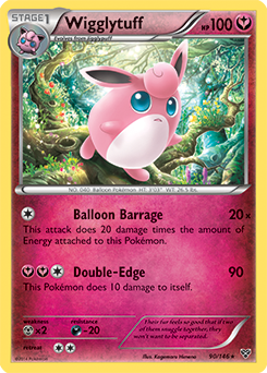 Fire Red Wigglytuff 82