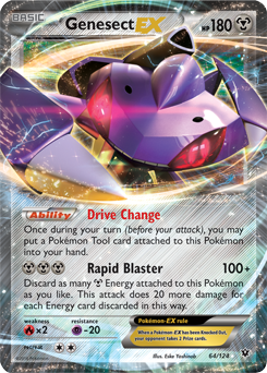 Genesect-