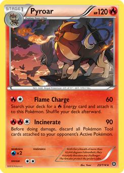 Pyroar