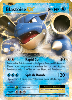 Blastoise-