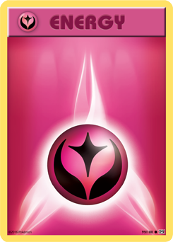 Basic { Fairy } Energy