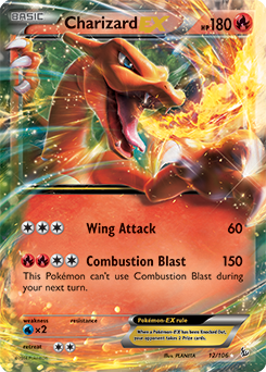 pokemon ex cards how to play