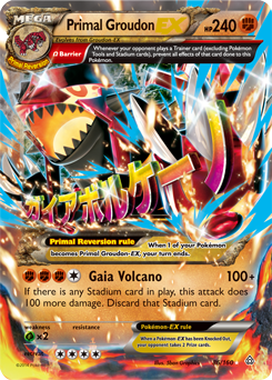 Xy Series Xy Primal Clash Trading Card Game Pokemon Com