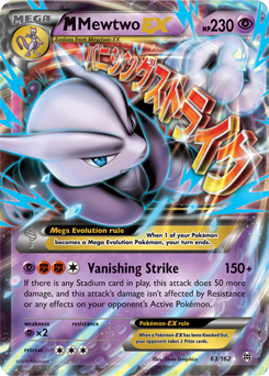 m mewtwo ex xy breakthrough tcg card database. Black Bedroom Furniture Sets. Home Design Ideas