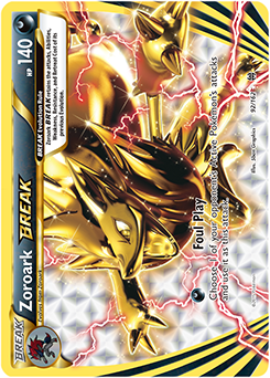 Zoroark BREAK