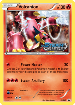 Volcanion Xy Promo Tcg Card Database Pokemon Com