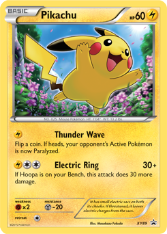 Pikachu Xy Promo Tcg Card Database Pokemon Com
