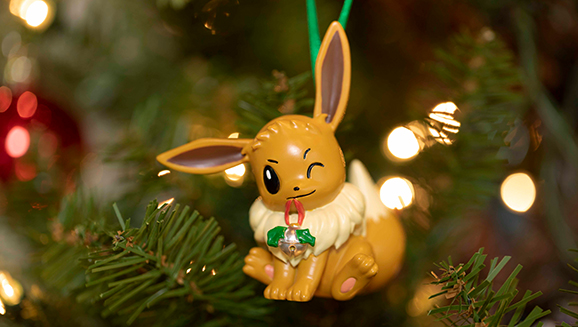 Pokemon Center Christmas 2020 Plush, Train Cars, and More Holiday Surprises at the Pokémon