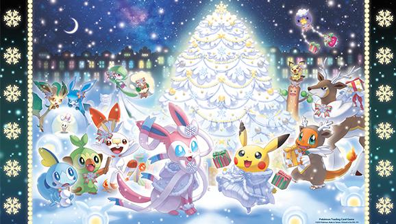 Pokemon Center Christmas 2021 Plush Train Cars And More Holiday Surprises At The Pokemon Center Pokemon Com