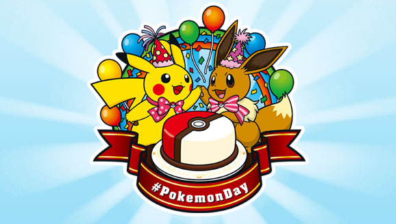 Fun Pokémon Day 2019 Activities Abound | Pokemon com