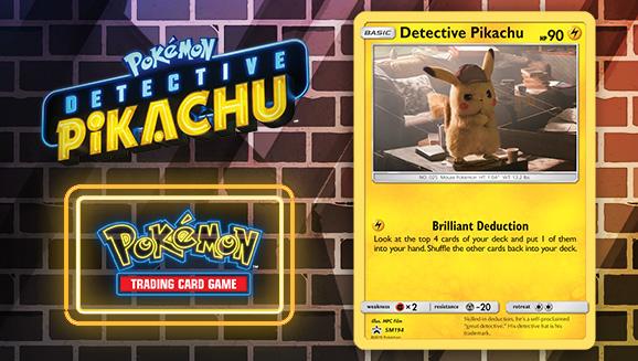 A Sneak Peek at POKÉMON Detective Pikachu Products | Pokemon com